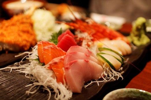 Секреты приготовления настоящего сашими