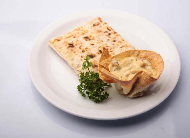 Жульен в лаваше: простой рецепт аппетитной закуски