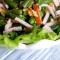 Пикантный салат со стручковой фасолью