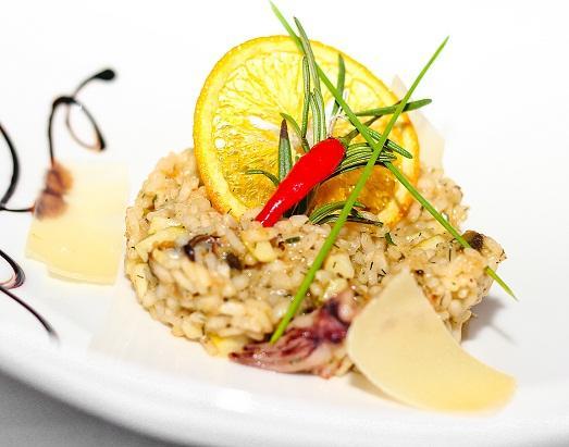 Ризотто – итальянское блюдо приготовить просто