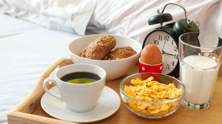 Что такое континентальный завтрак?