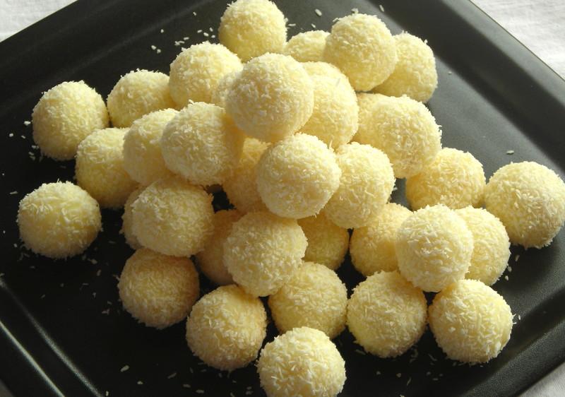 Домашние конфеты «Рафаэлло»