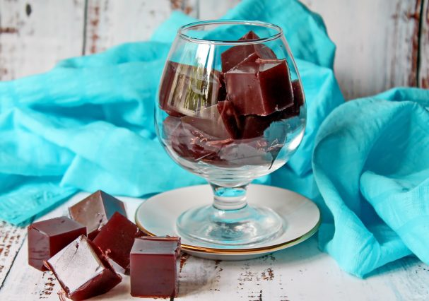 Мармелад из вина
