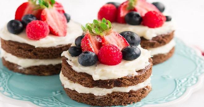 Пирожное с кремом — восхитительное лакомство