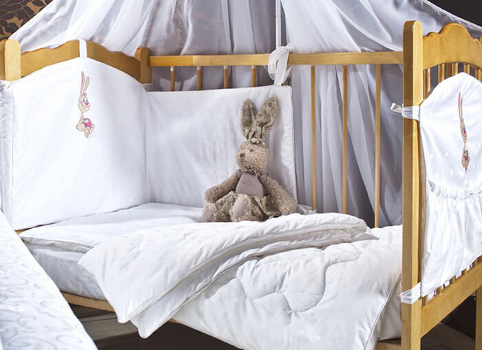 Выбор постельного белья для ребенка: бязь или сатин?