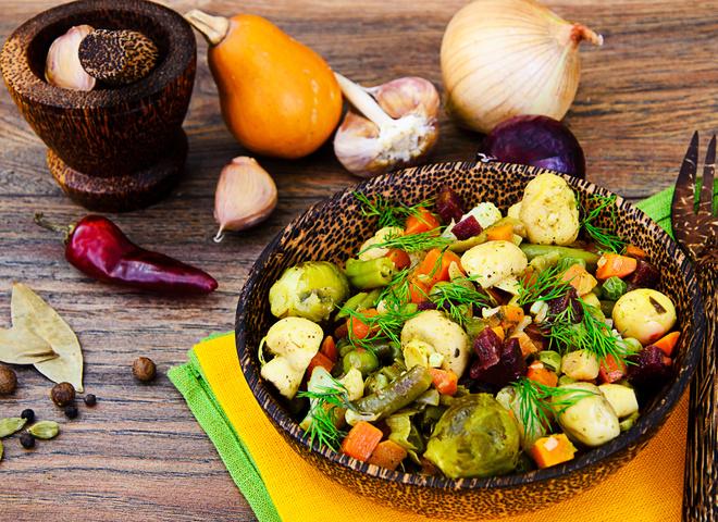 Пальчики оближешь: готовим овощное рагу в мультиварке