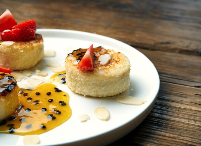Сырники из тофу: рецепт вкусного завтрака