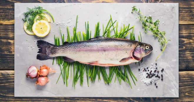 Радужная форель — самые вкусные рецепты приготовления рыбы