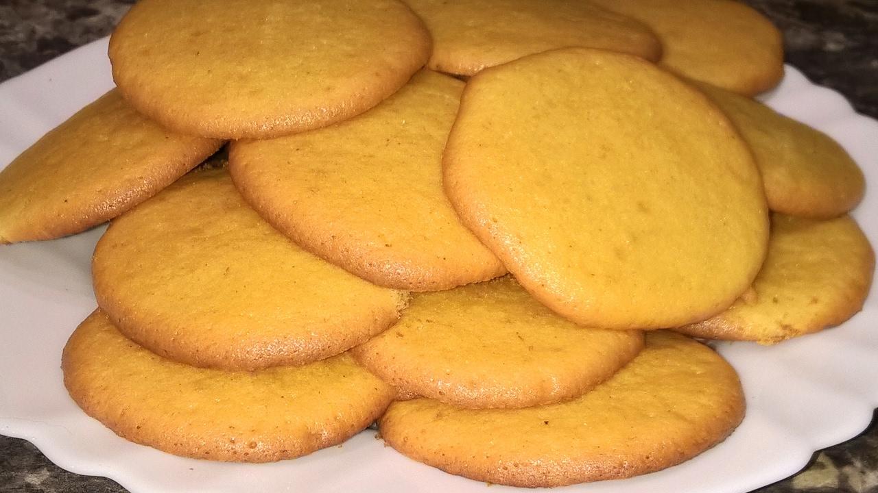 Печенье «на скорую руку» Венское