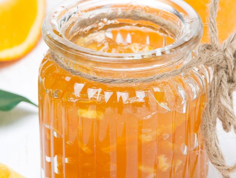 Домашние заготовки: грушевое варенье с кардамоном и апельсинами