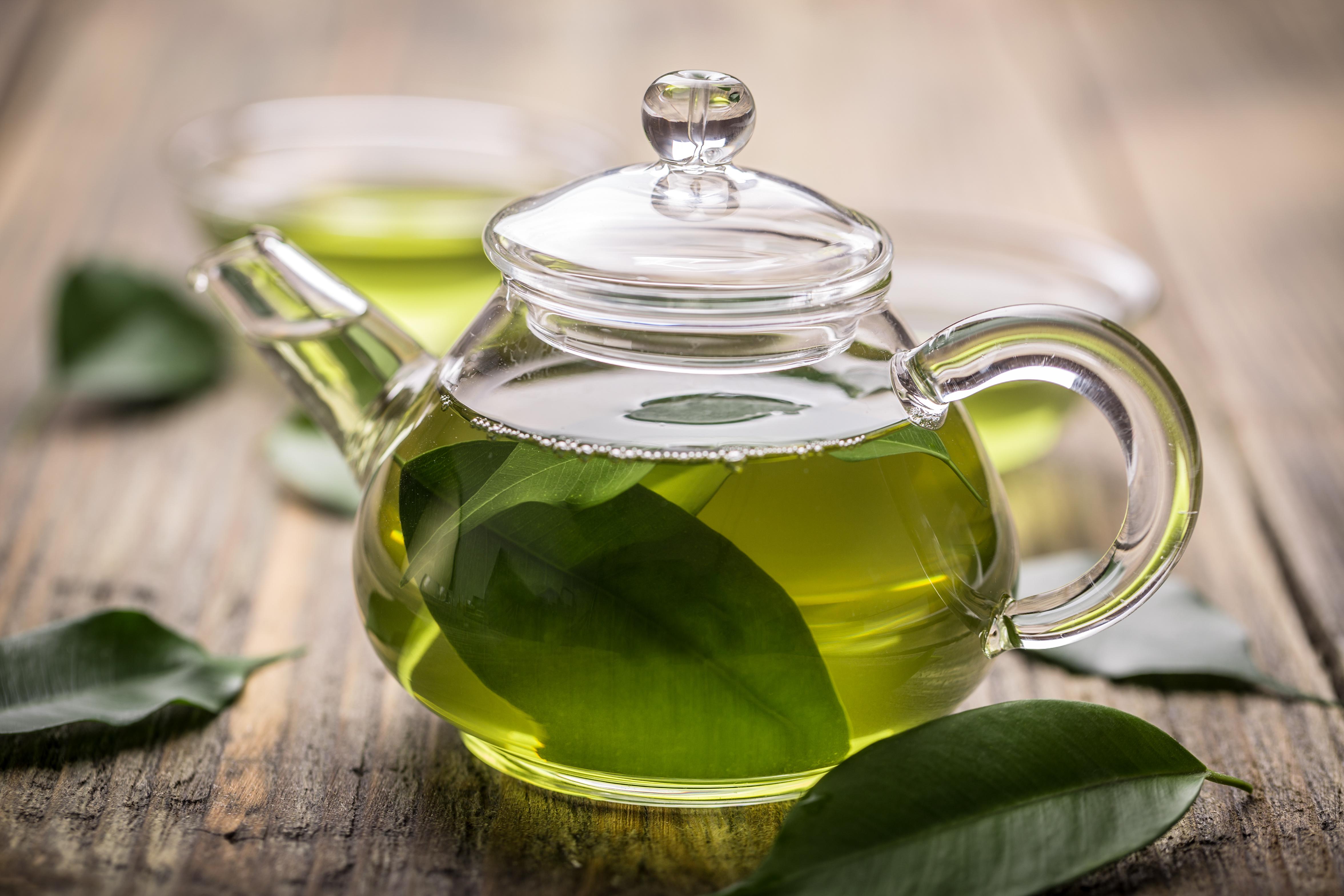 Продажа зеленого чая