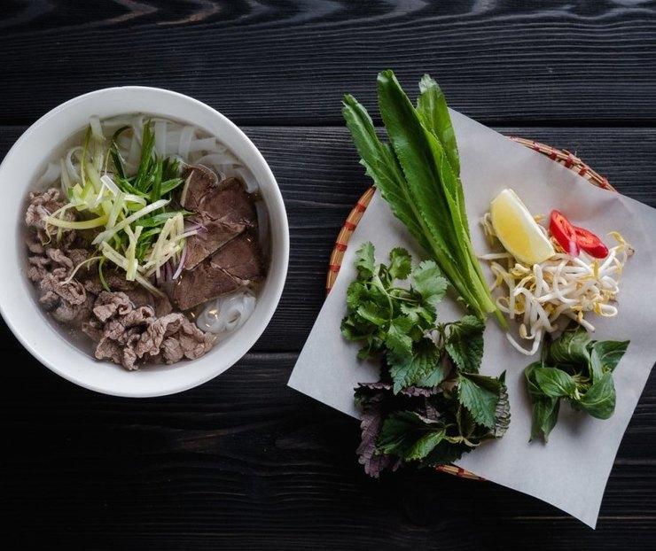 Как приготовить настоящий вьетнамский суп Фо Бо