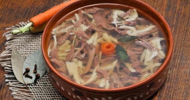Финский молочный суп из горбуши