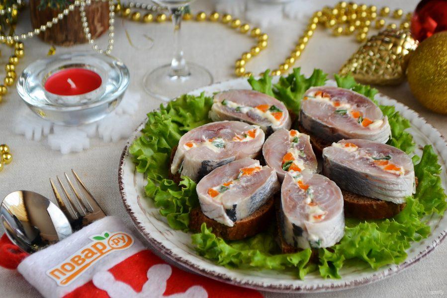 Закуска «Новогодняя»