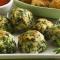Сырно-шпинатные шарики