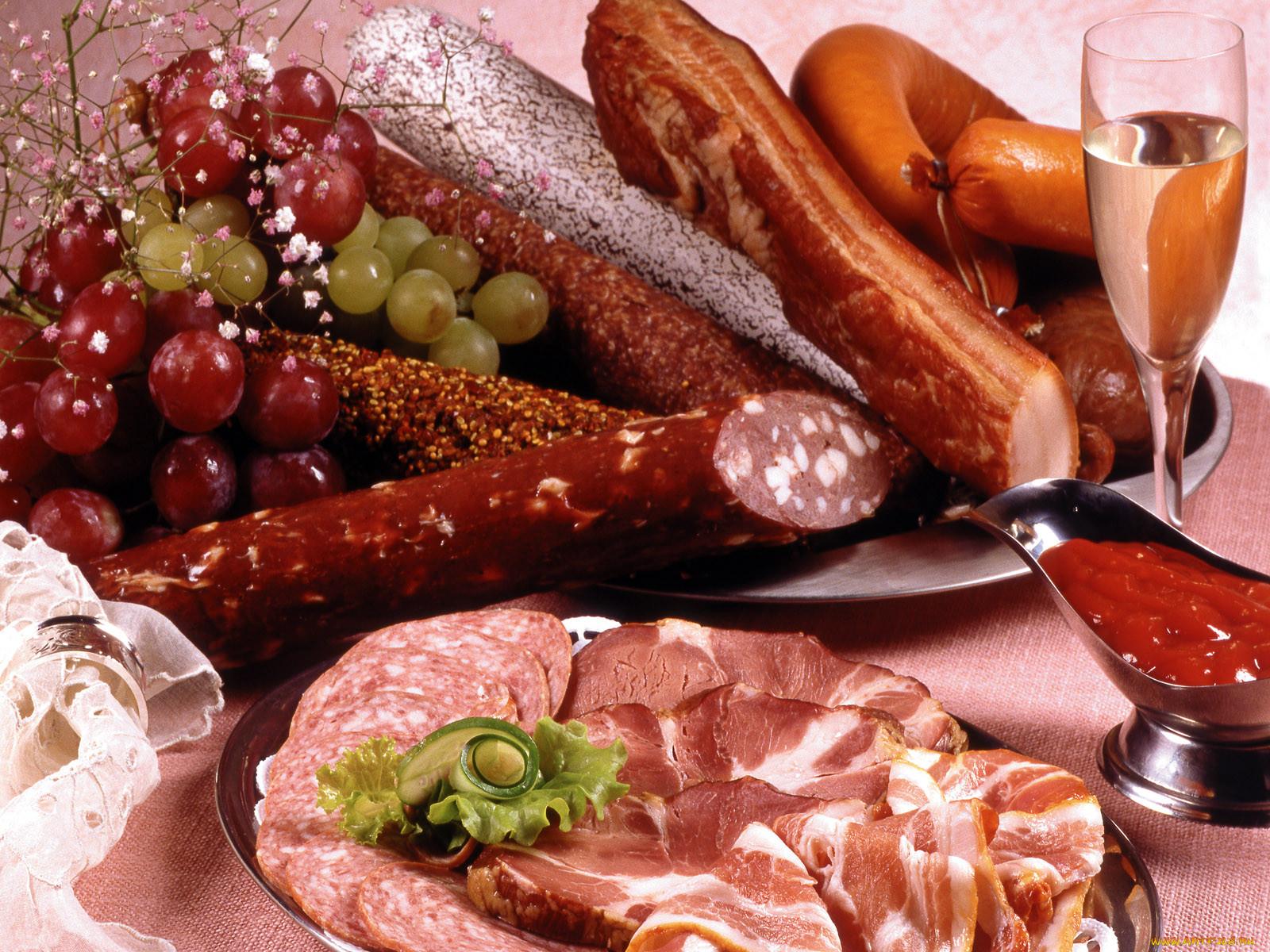 Как сделать рождественскую колбасу?