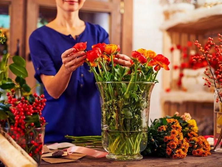 Как продлить жизнь цветочному букету