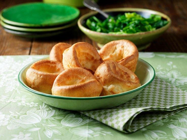 Рецепт йоркширского традиционного английского пудинга