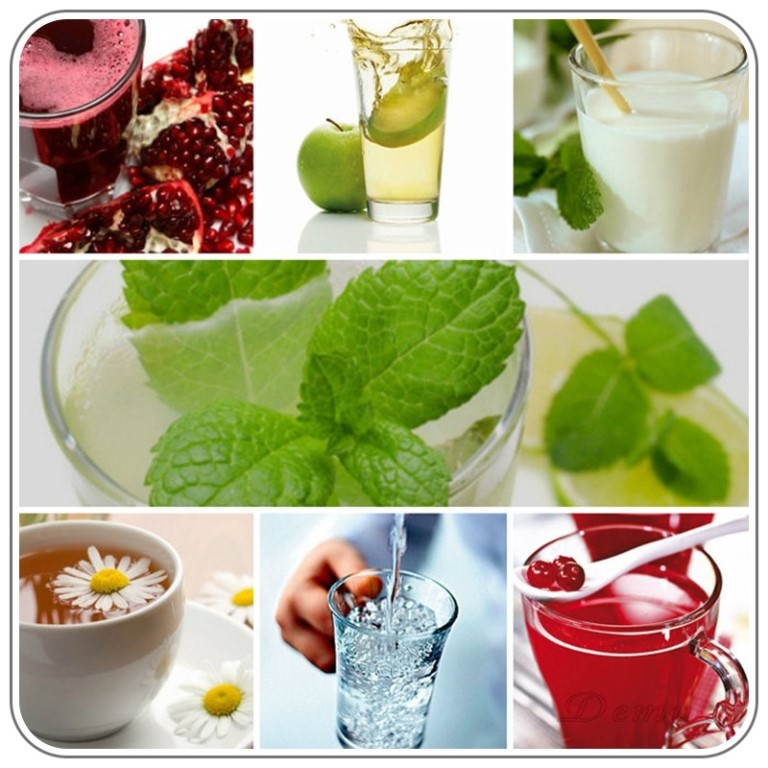 Вы знаете, какие напитки самые лучшие для здоровья?