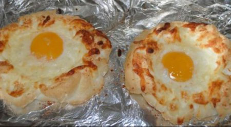 Яичные гнезда