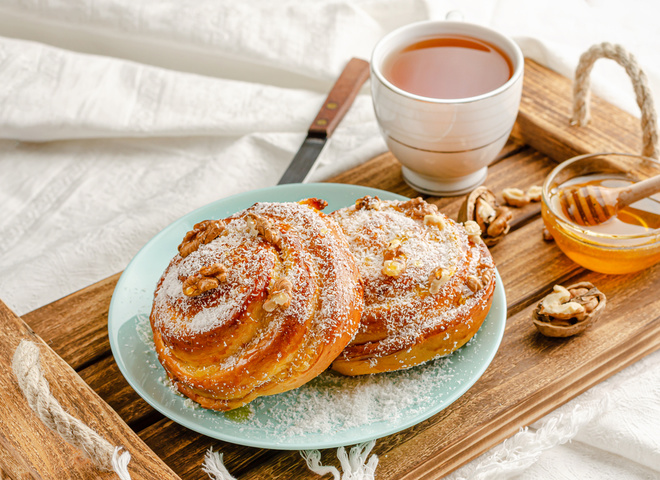 Рецепт кокосовых булочек: как приготовить десерт