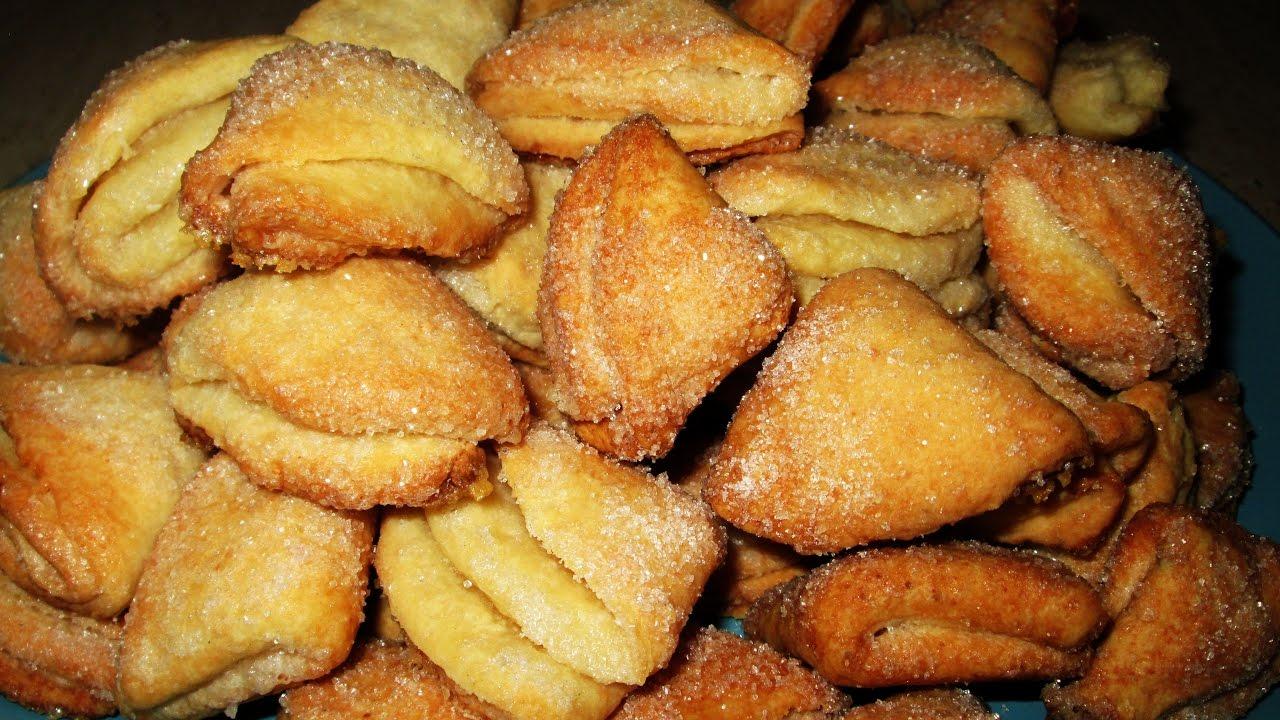 Творожное печенье из детства