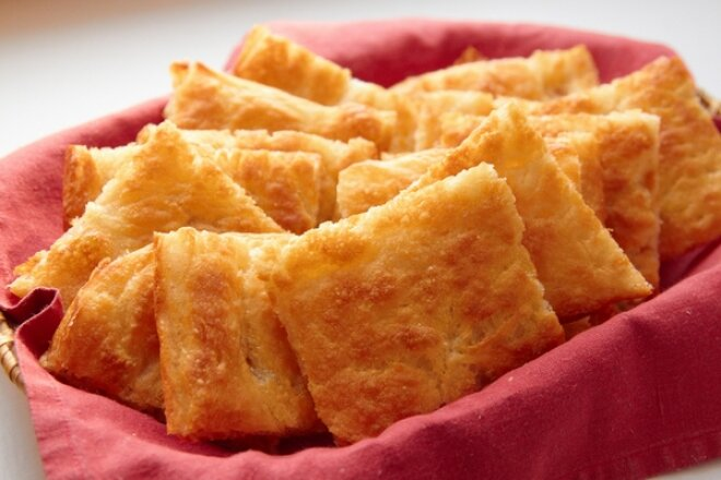 Итальянская картофельная фокачча