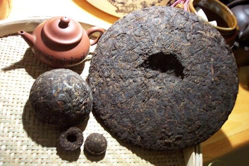 Как правильно заваривать чай Шу Пуэр?
