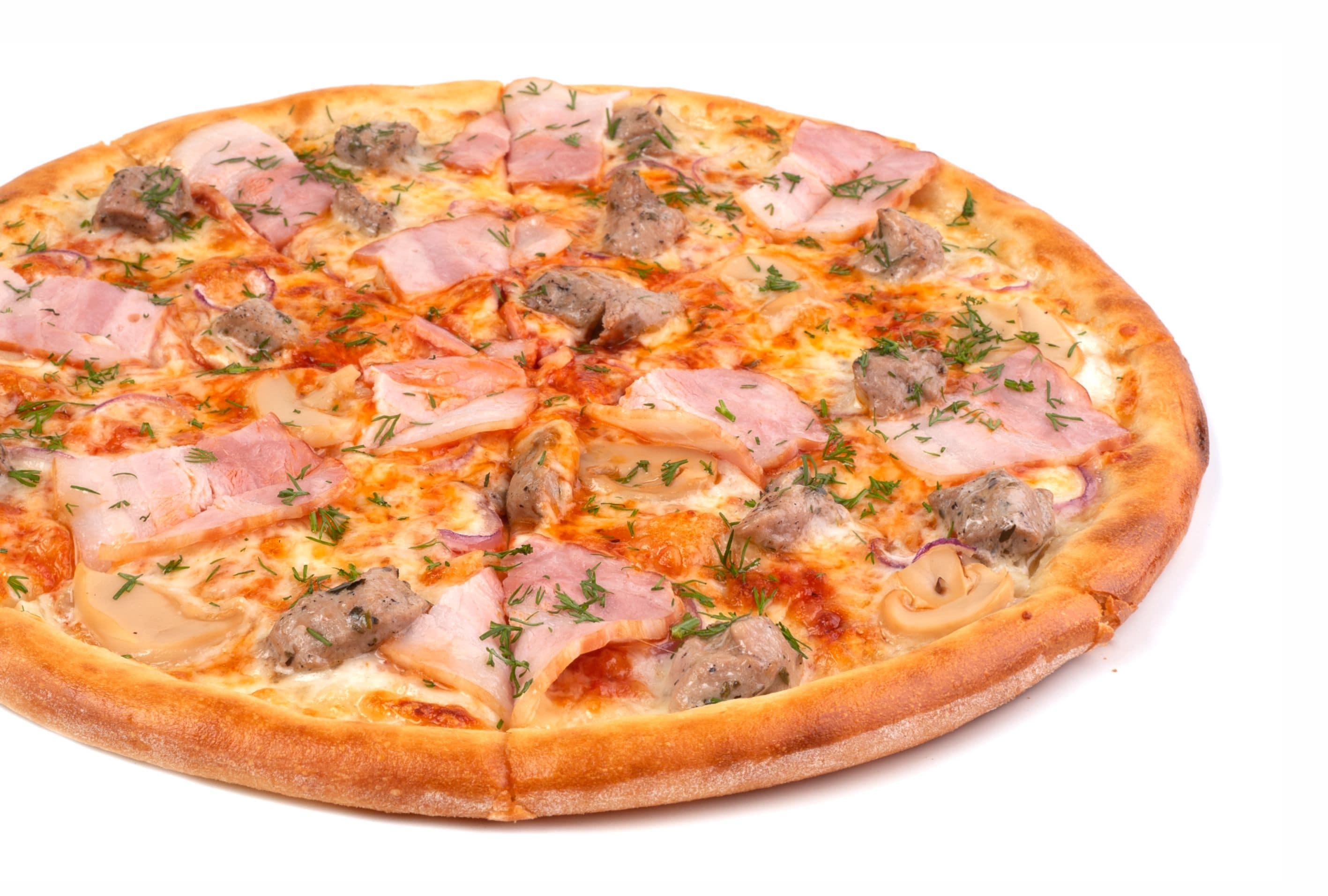 Фермерская пицца