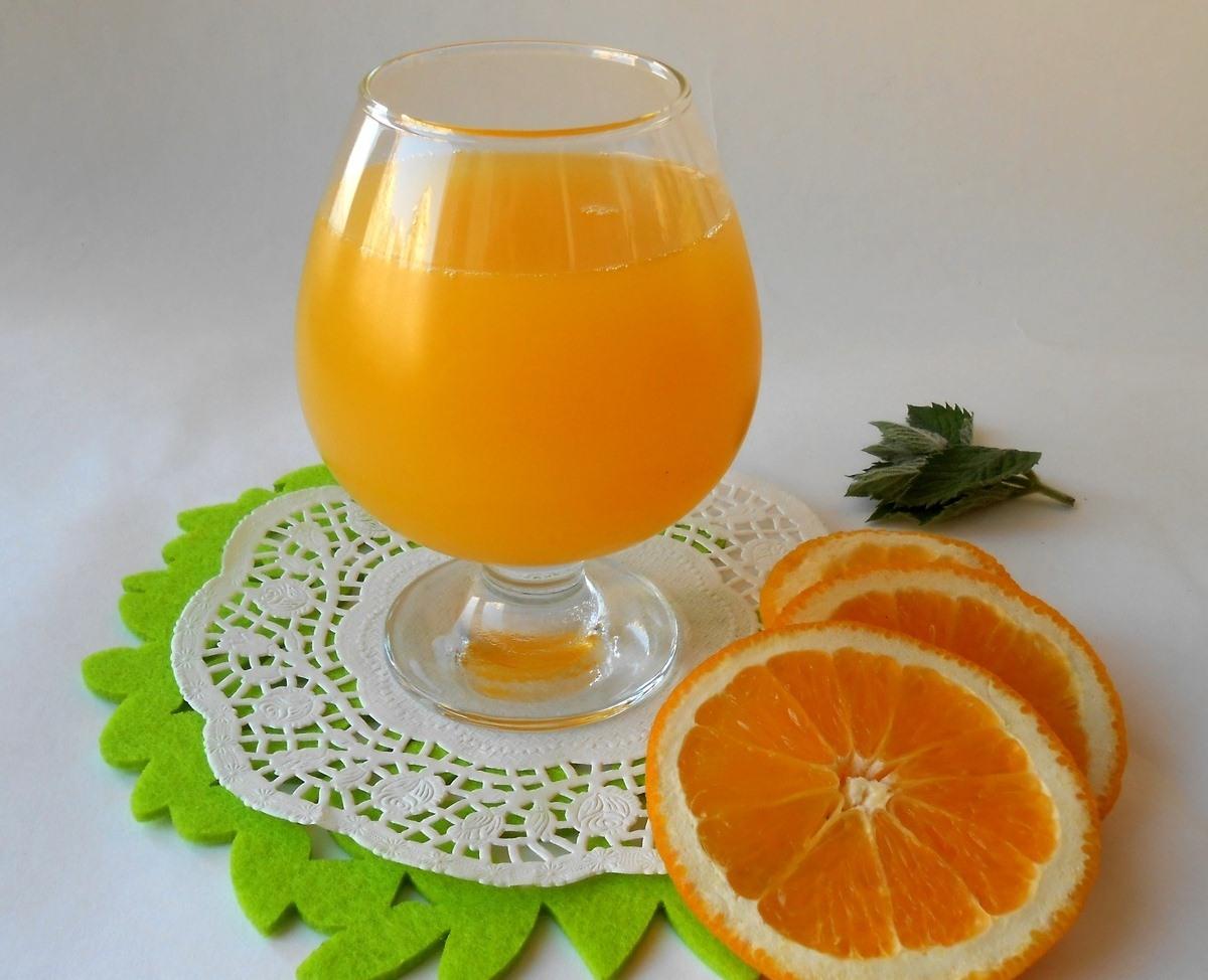 Напиток «Фанта» своими руками
