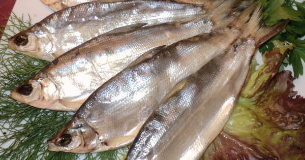 Приобретение вяленой рыбы