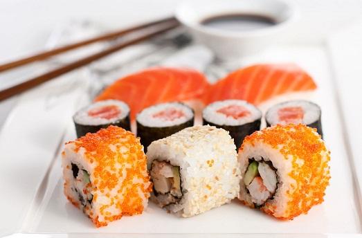 Феномен японской кухни