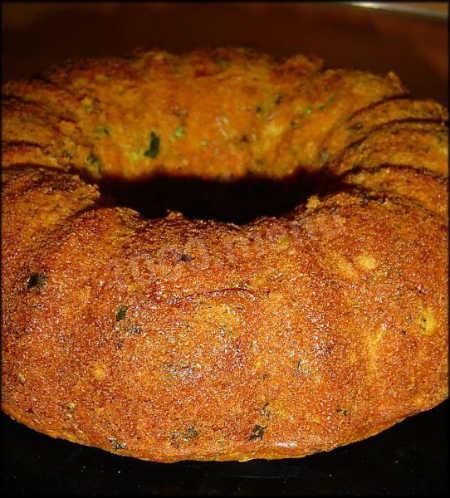 Праздничный кекс