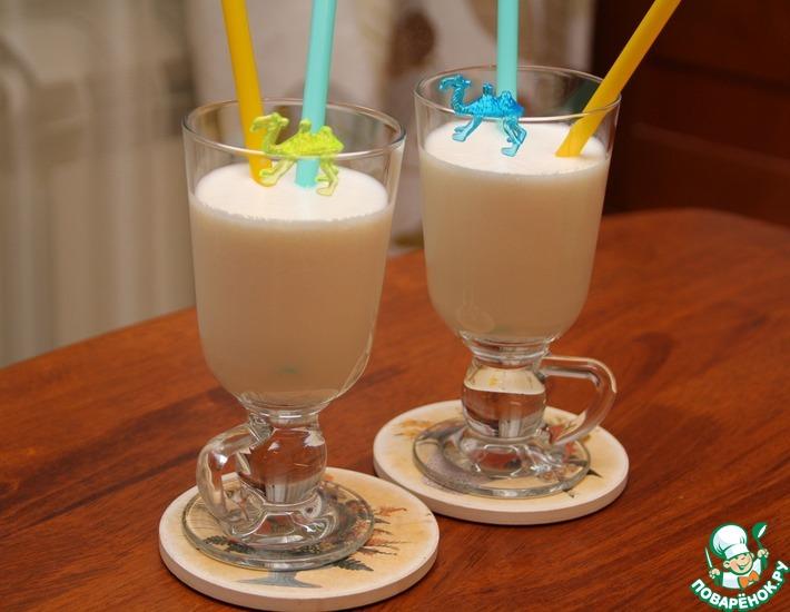 Молочный коктейль «Колхозница на Бали»